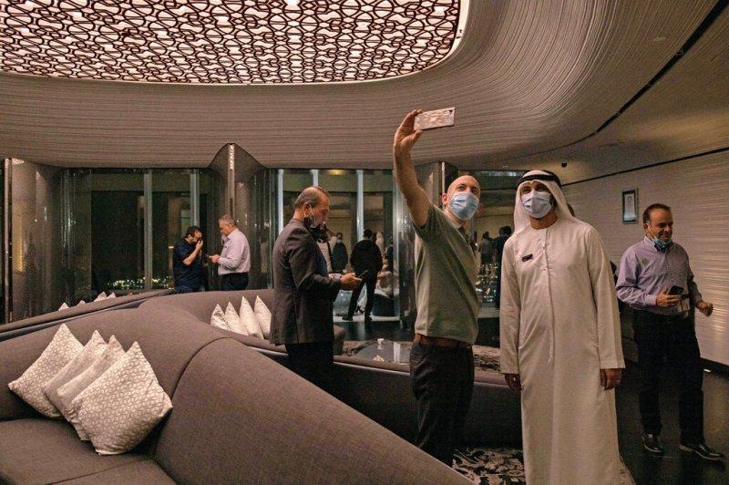 'It's Like Falling in Love': Israeli Entrepreneurs Welcomed in Dubai
