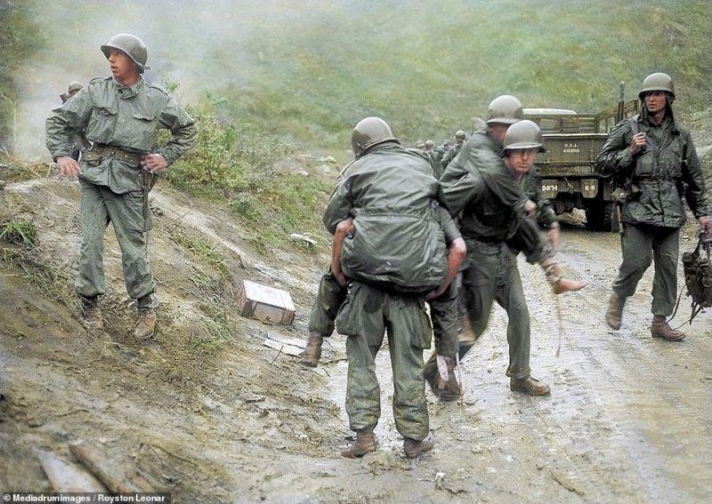 Korea, The Coldest War