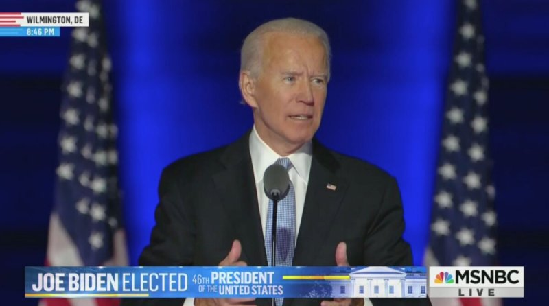 Joe Biden Concerned About New Trump Investigations