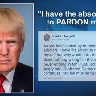 Poll - Will Trump Pardon Himself?