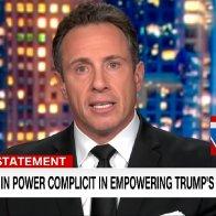 Cuomo explains why CNN won't air Trump's 46-minute speech