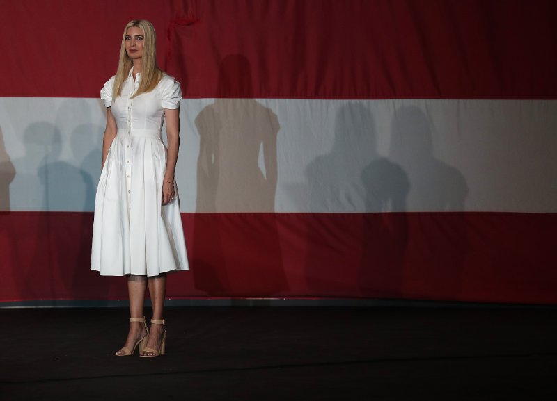 Ivanka Trump Says Georgia Will Decide Whether America Remains 'Land of the Free'