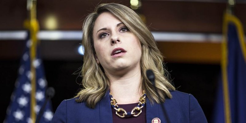Former Rep. Katie Hill sues ex-husband, Daily Mail, Redstate.com over 'nonconsensual porn'