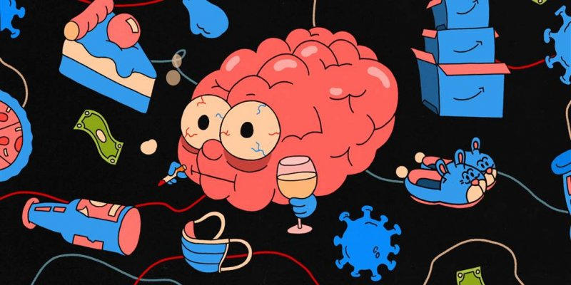 Your brain on cortisol: Why overstressed gray matter is leading us astray in lockdown