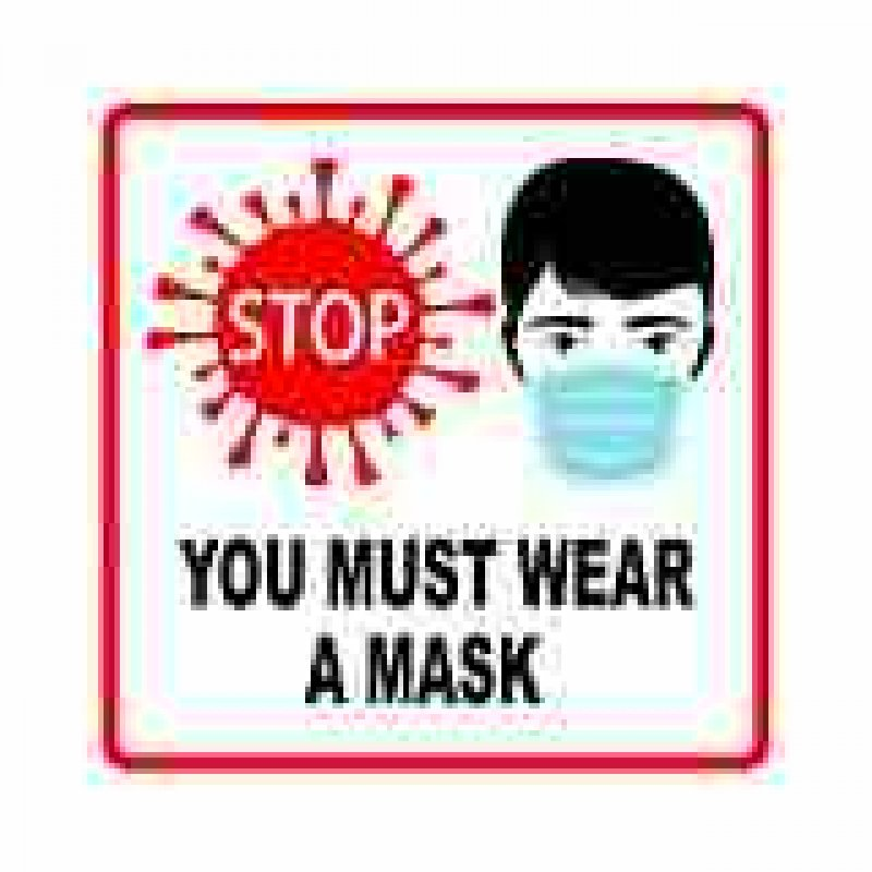 You have a right to not wear a mask. You just don't have the right to not wear a mask in a store.