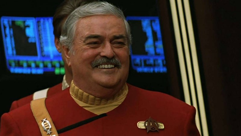 Star Trek: How James Doohan's ashes wound up on the International Space Station