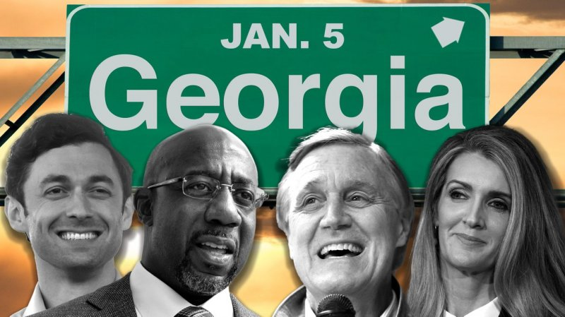 Brilliant Ads DESTROY Georgia Republicans