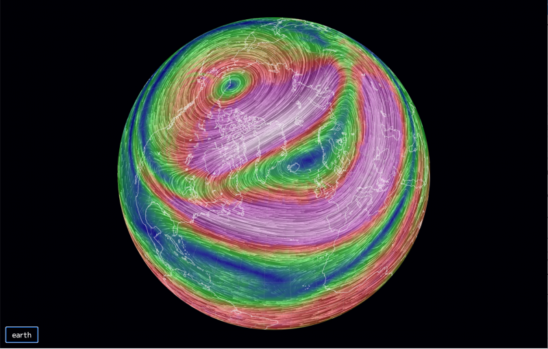The polar vortex is splitting in two, which may lead to weeks of wild winter weather