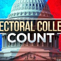 WATCH LIVE: Joint Session of Congress for Counting of Electoral College Ballots