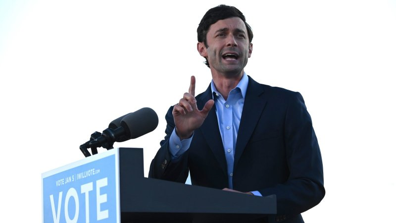 Jon Ossoff Wins Georgia Runoff, Handing Democrats Senate Control