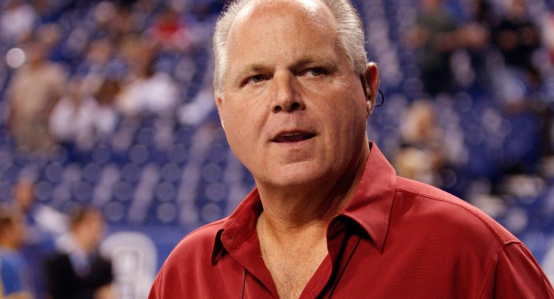 Rush Limbaugh Appears To Condone Capitol Violence