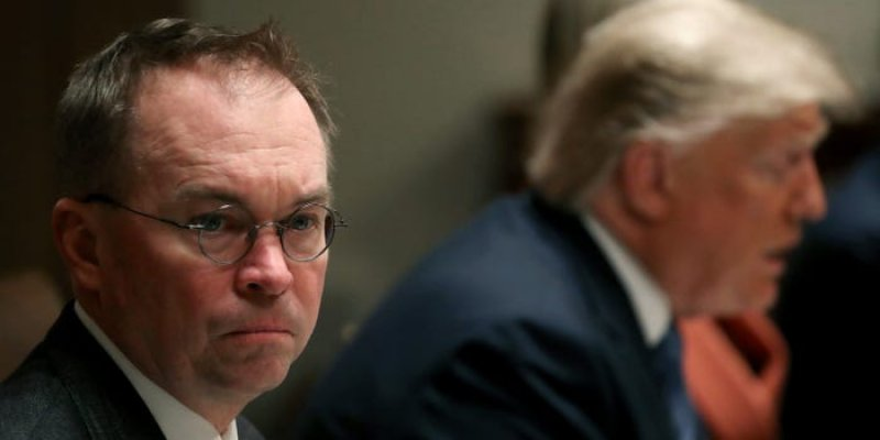 'I can't stay here' — Mick Mulvaney resigns from Trump administration, expects others to follow