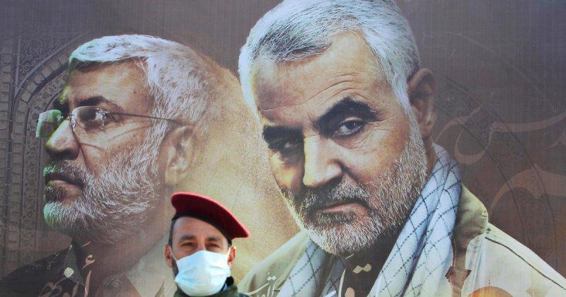 Iraq issues arrest warrant for Trump over drone strike that killed Iranian general Qasem Soleimani - CBS News