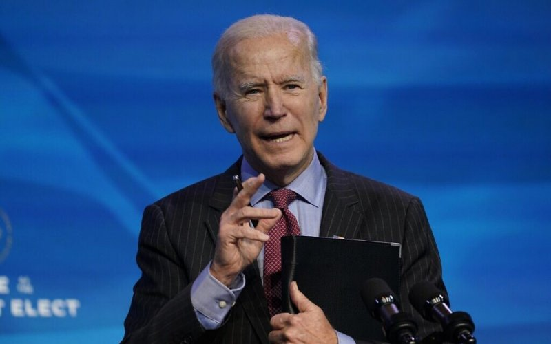 Biden: Capitol rioters 'insurrectionists and anti-Semites,' should be prosecuted | The Times of Israel