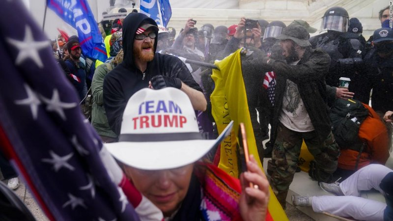 Pro-Trump riot on Capitol Hill was even worse than it looked on live TV - CNN