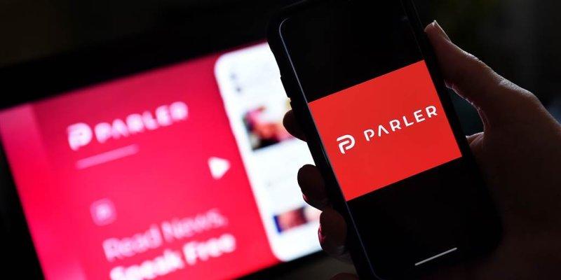 Amazon suspends hosting Parler on its servers over violent content