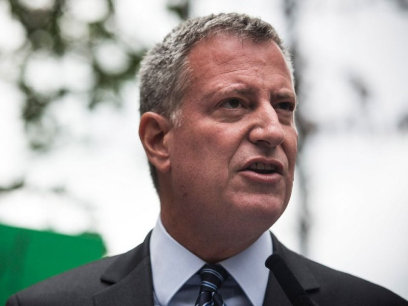 New York City to end multi-million dollar deals with Trump after 'inciting rebellion'