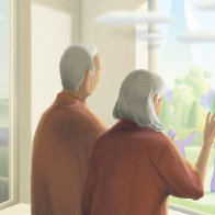Living with a Visionary | The New Yorker