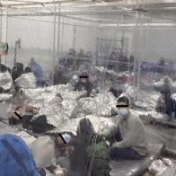 Photos of crowded migrant holding center in Texas released by Democratic congressman   Fox News