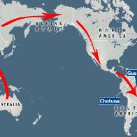 Indigenous South American tribes found to have ancient Australian DNA