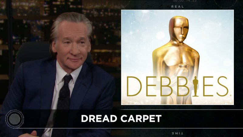 Bill Maher Ridicules The Academy Awards