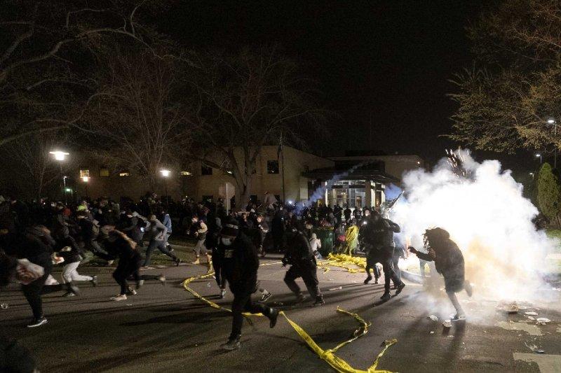 UPDATE    ============   Daunte Wright death in Minnesota traffic stop sparks unrest