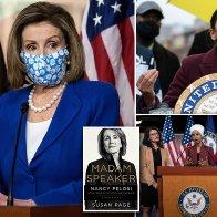 Nancy Pelosi tears into 'the Squad' in new book