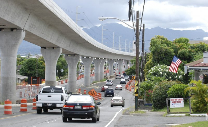 Hawaiian $1 billion-a-mile rail boondoggle a warning to Biden 'Build Back' plan