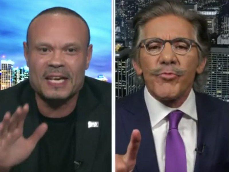 Geraldo Rivera calls Dan Bongino a 'son of a b----' and 'nothing but a punk' in chaotic Fox News segment