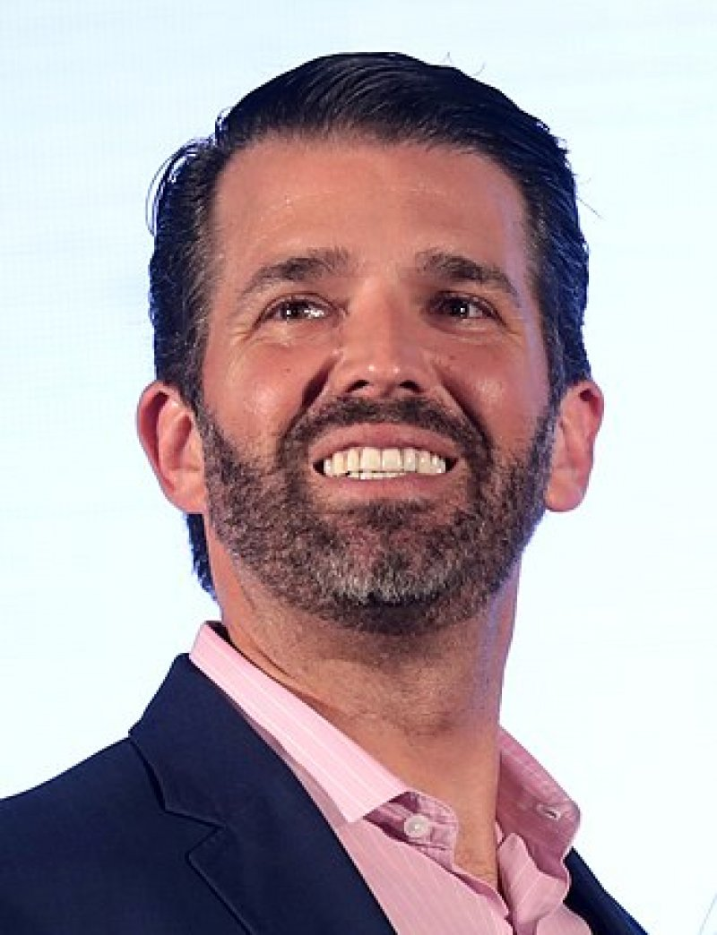 Donald Trump Jr's Wikipedia page is a doozy