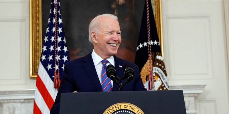 Polls show Biden reaping solid approval ratings with popular policies