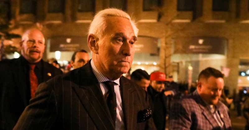 U.S. sues Trump ally Roger Stone, alleging he owes about $2 million in unpaid taxes | Reuters