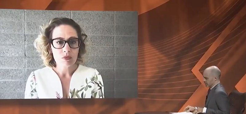 Kyrsten Sinema Asks Business Leaders For Anti-Union Rhetoric