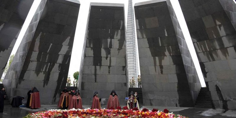 Biden recognizes Armenian deaths as genocide, prompting relief in Armenia and fury in Turkey