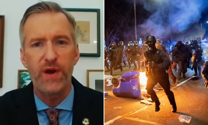 Portland mayor says it's time take our city back' from violent mob