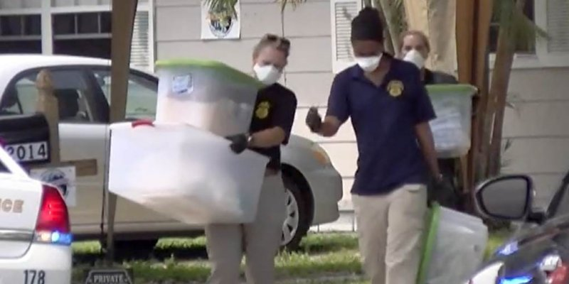 Florida family accused of selling thousands of bottles of bleach marketed as Covid cure