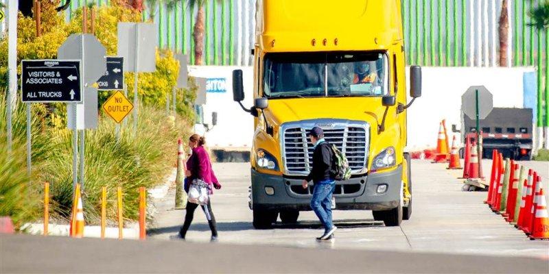 'Treated like sacrifices': Families breathe toxic fumes from California's warehouse hub