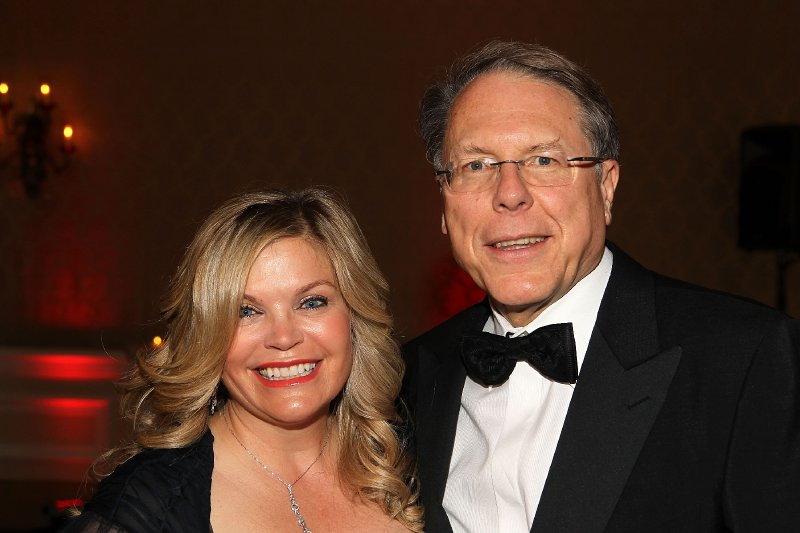 Who Is Susan LaPierre? NRA Chief Wayne LaPierre's Wife Filmed Cutting Off Elephant's Tail