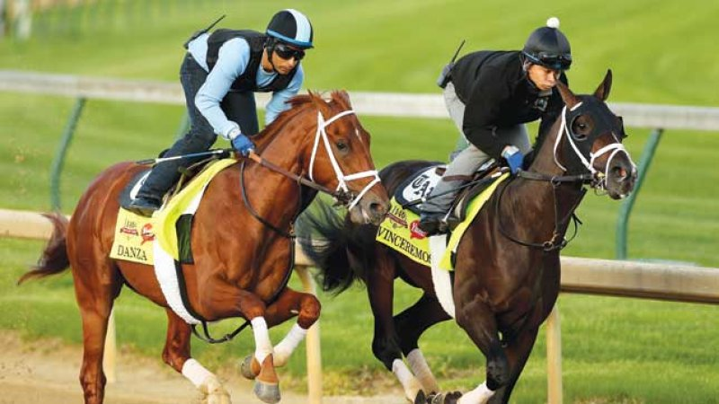 Lawyers, students want Kentucky Derby favorite barred from race