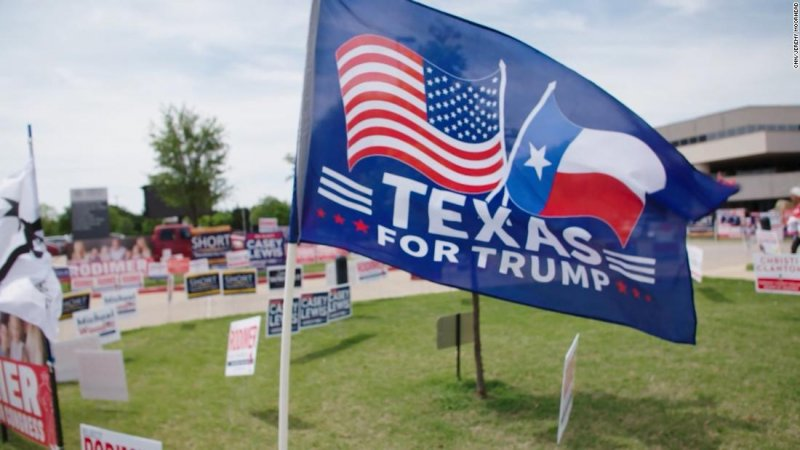Texas congressional race showcases GOP fight over Trump, conspiracy theories and election lies  - CNNPolitics