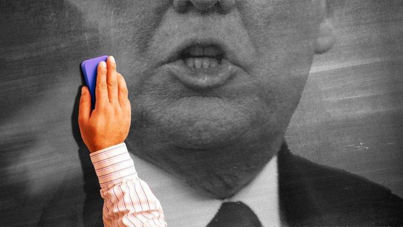 Merrick Garland rapidly erasing Trump effect at Justice Department