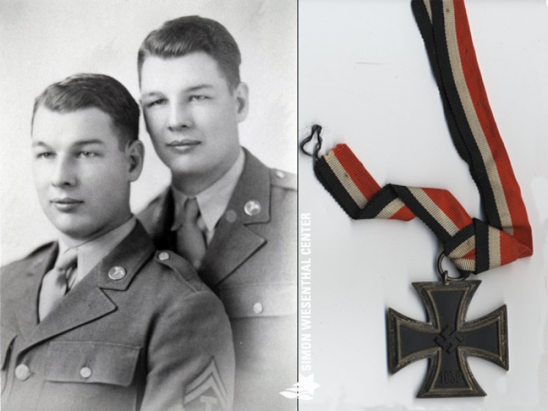 Native American Liberator of Nazi Germany Recognized by Jewish Human Rights Group  | Currents