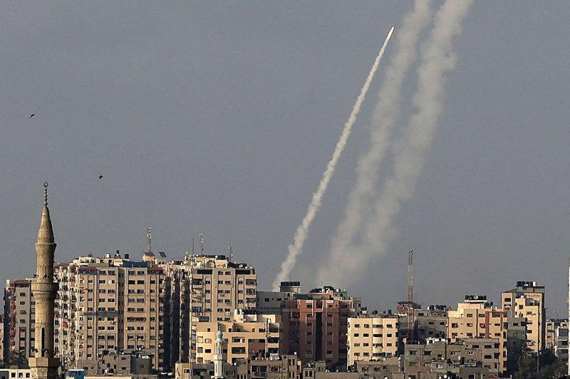 Israeli Military Says Rockets Fired From Gaza Toward Jerusalem
