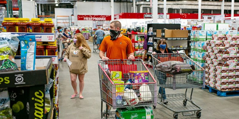 Walmart, Costco, Trader Joe's, Disney World drop some mask requirements, others reviewing guidance