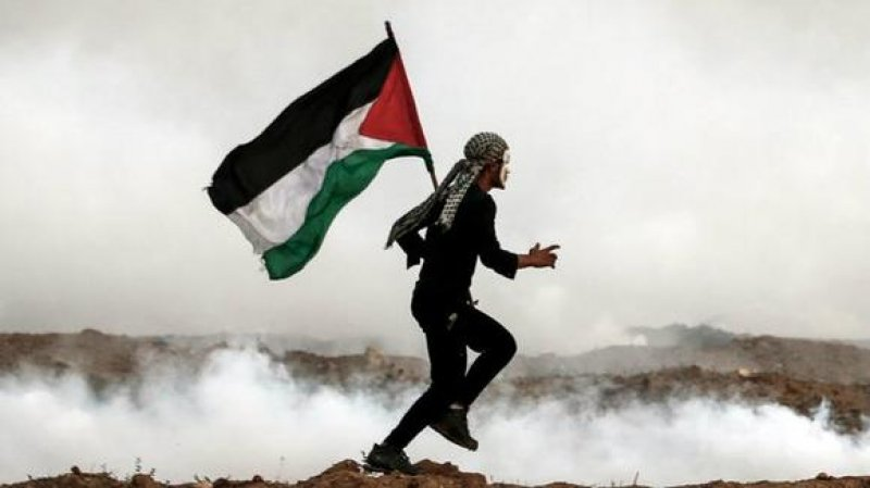 Why does the hard left glorify the Palestinians?