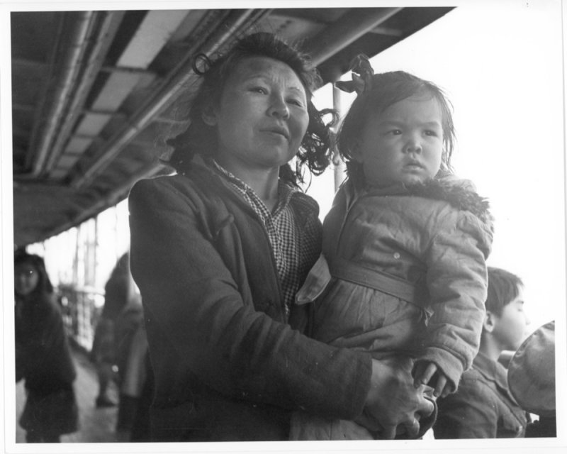 Haunted by World War II internment - Alaska Natives The Aleut People