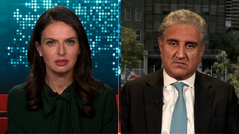 Pakistan's top diplomat makes anti-Semitic remark during CNN interview about Gaza conflict
