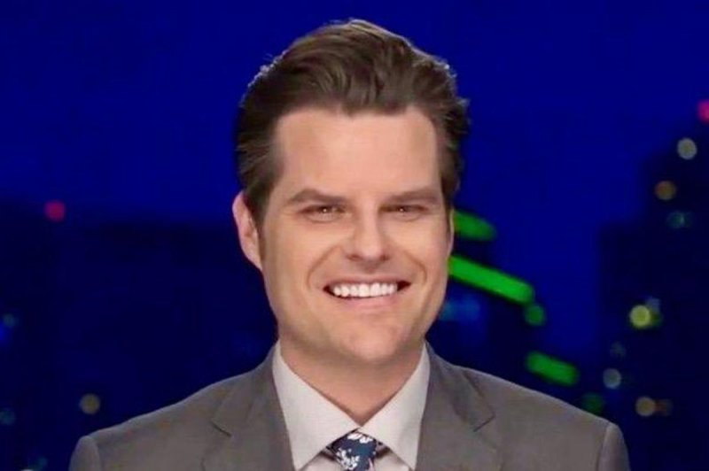 I figured out who Matt Gaetz reminds me of