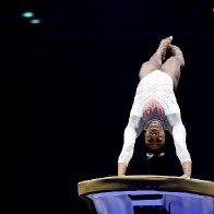 Basking In The Glory Of Simone Biles, Yet Again