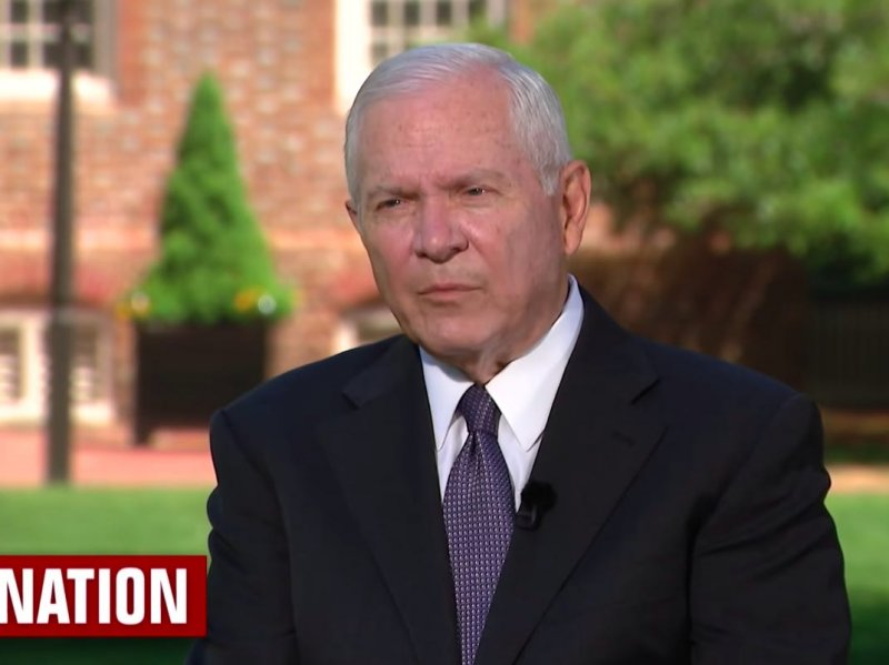 Former Defense Secretary Robert Gates said none of the 8 presidents he served would recognize the GOP today, saying its values are 'hard to find these days'